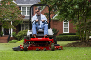 Exmark Pioneer E-Series zero-turn riding mower