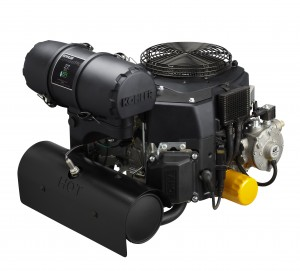 The Kohler PCV740 EFI propane engine delivers increased fuel efficiency, performance and ease-of-starting.