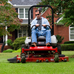 Get a $500 rebate on any Pioneer E-Series or S-Series, or Lazer Z E-Series mower in April and May.