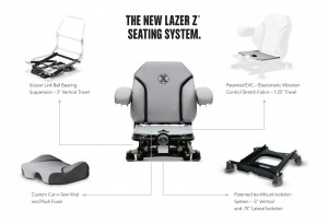 Lazer Z Seating System