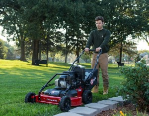 Mower settings for late-summer