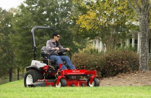 Exmark lawn care
