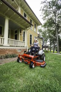 Exmark Pioneer S-Series zero-turn mower
