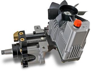 Exmark UHT hydro drive system