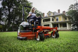 Exmark Pioneer S-Series zero-turn riding mower