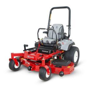 Radius Xseries Zero turn mower