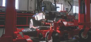 Fall Mower Maintenance and Winterizing