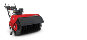 Spring and Summer Maintenance with a Rotary Broom