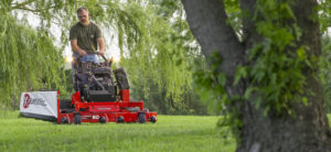 Is a Stand-On Mower Right for Your Business?