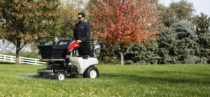 Expanding Your Mowing Operation with an Exmark Stand-On Spreader-Sprayer