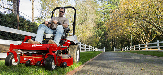 Spring mower maintenance is essential for a great mowing season