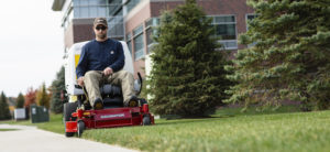 Exmark Navigator: A Dedicated Bagging System Designed for Lawn Care Pros
