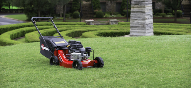 If you're wondering what to look for in a walk-behind mower, the Commercial 21 X-Series is a good option