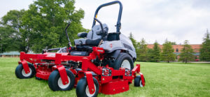 New for 2020: Exmark 96-Inch Flex-Wing Lazer Z X-Series Mowers