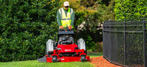 Stand-On Mowers: Are They Right for Your Business?